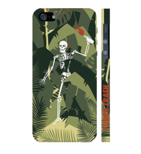 Turbo Trash Hawaii Riot iPhone Case