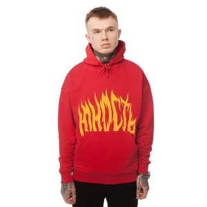 Yunost™ Flame Logo Hoodie