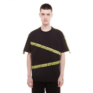 Yunost™ Access Denied 3.0 Oversize Heavy Cotton Tee Shirt