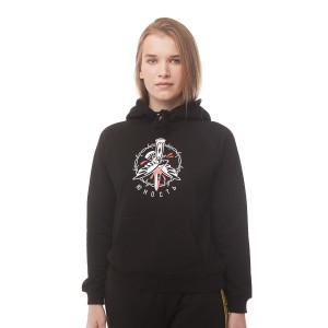 Yunost™ Dove Of Peace Girly Hoodie