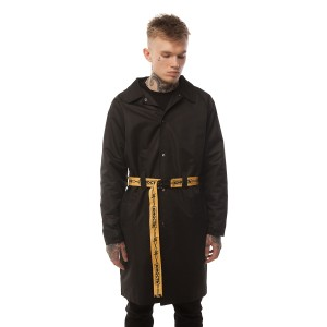 Yunost™ Old World Order Trench Coat