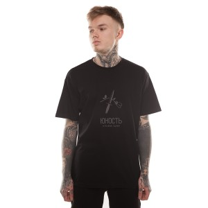 Yunost™ Crime Time Reflective Tee Shirt