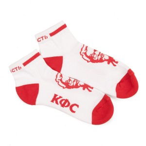 KFC x Yunost™ Colonel Sanders v.02 Low-Cut Socks