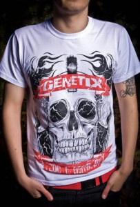 Turbo Trash Genetix PZDC to Everybody Tee Shirt